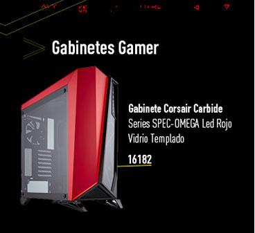 Gabinetes Gamer Corsair
